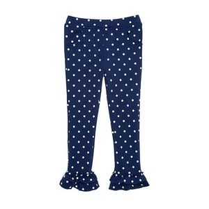 NWT! Crown & Ivy Girls Double Ruffle Bottoms